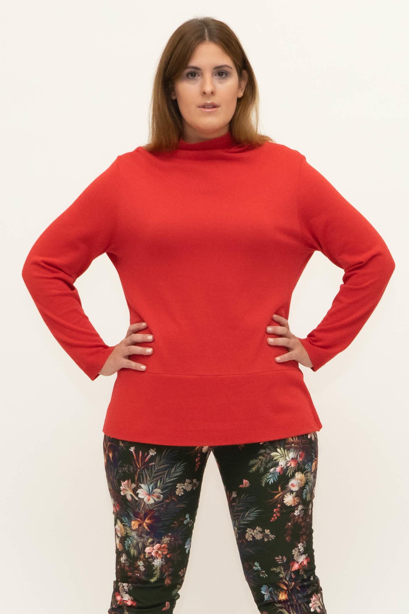 CLEO sweatshirt in Cotton-1
