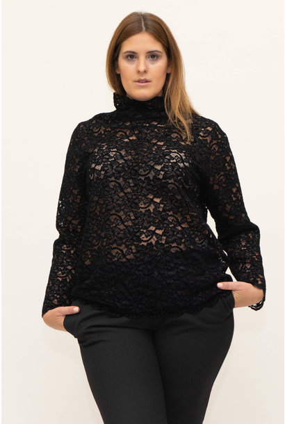 OLEA Lace Sweater