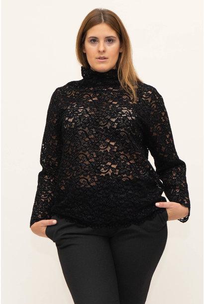 OLEA Spitze Pullover