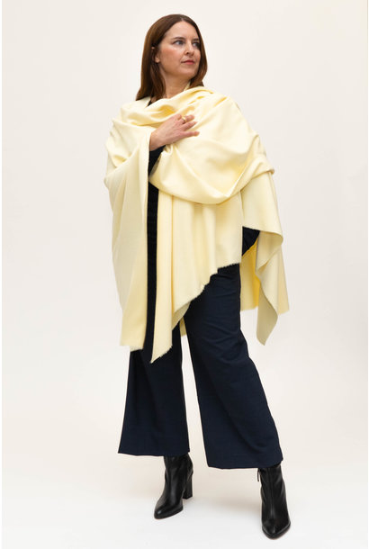 GREAT Cape in Wool-Cashmere blend