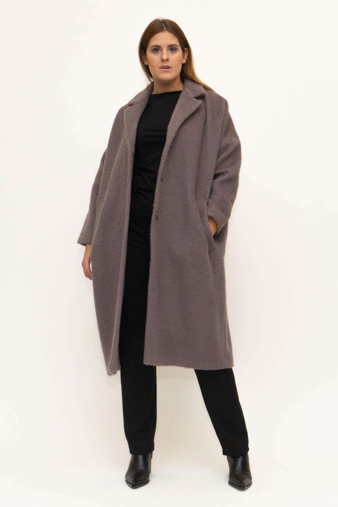 DOREEN Coat in Wool-Mohair blend-2
