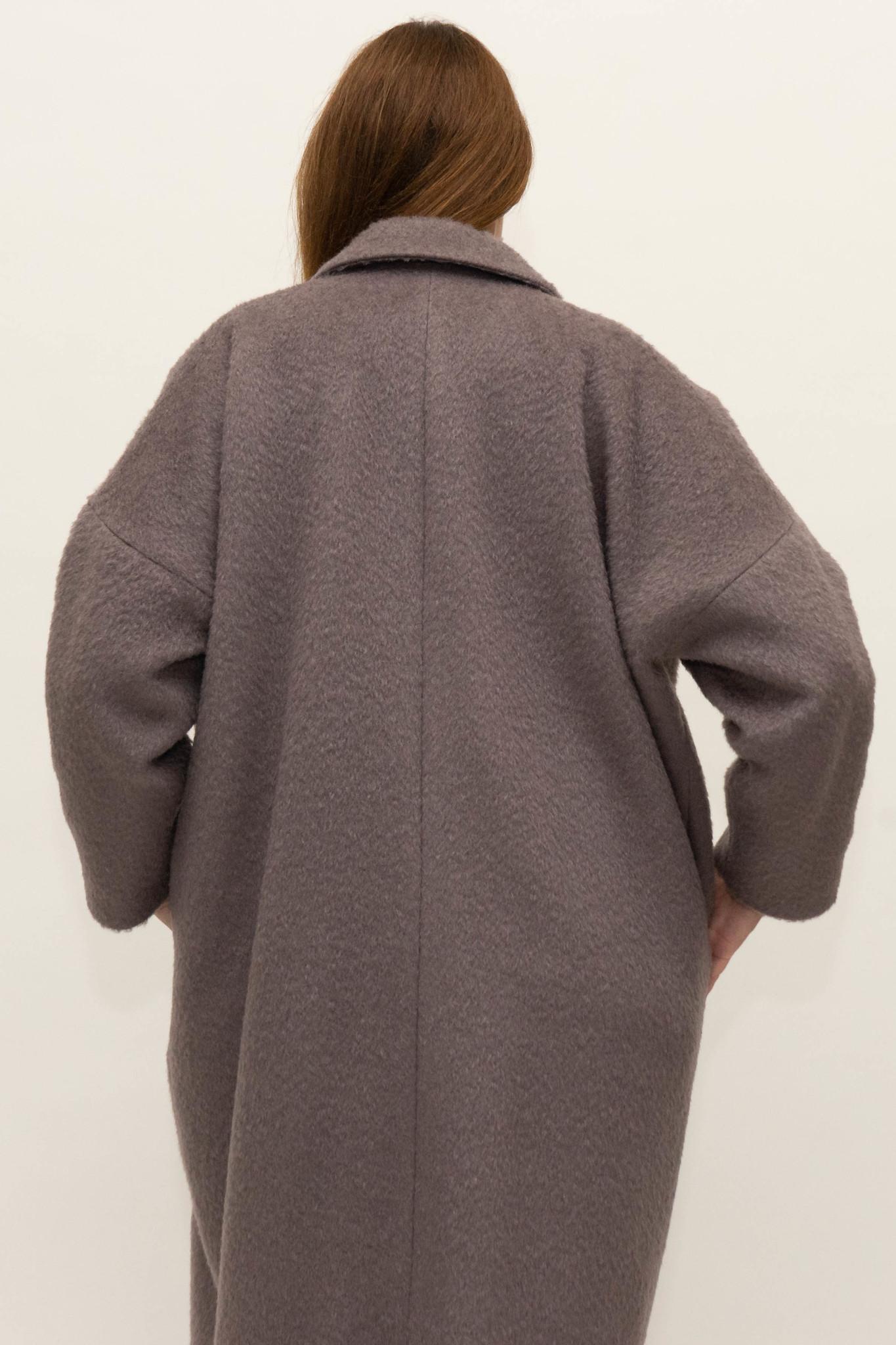 DOREEN Coat in Wool-Mohair blend-3