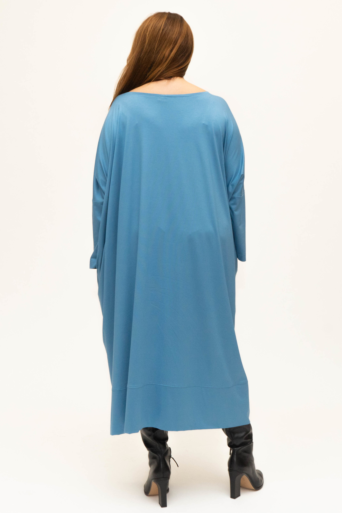 MAAYAN Dress in Viscose-Jersey-3