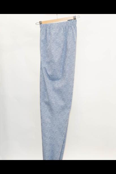MOSAIC Hose aus Baumwoll Stretch