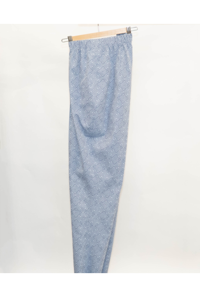MOSAIC Trousers in Cotton stretch