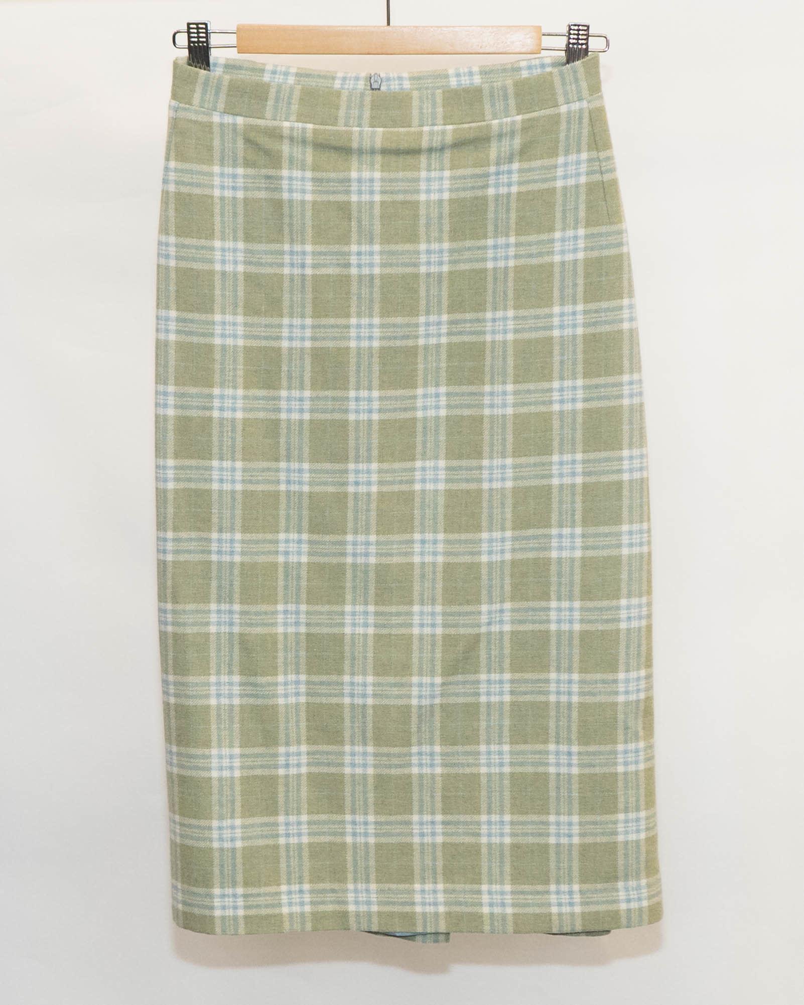 OPAL Skirt in Wool-1