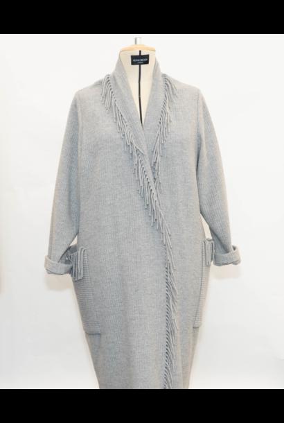 FRANGIA Mantel aus Wollmix