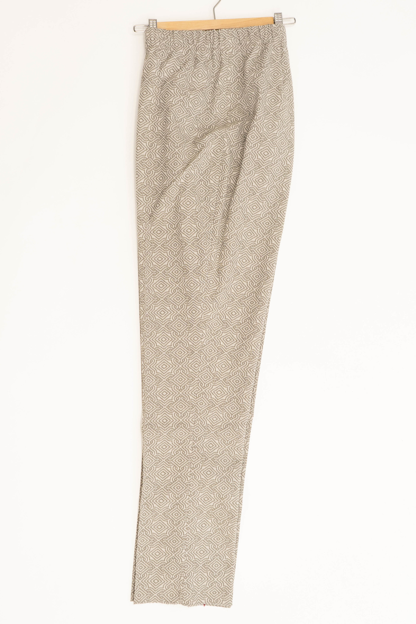 MOSAIC Trousers in Cotton stretch-2