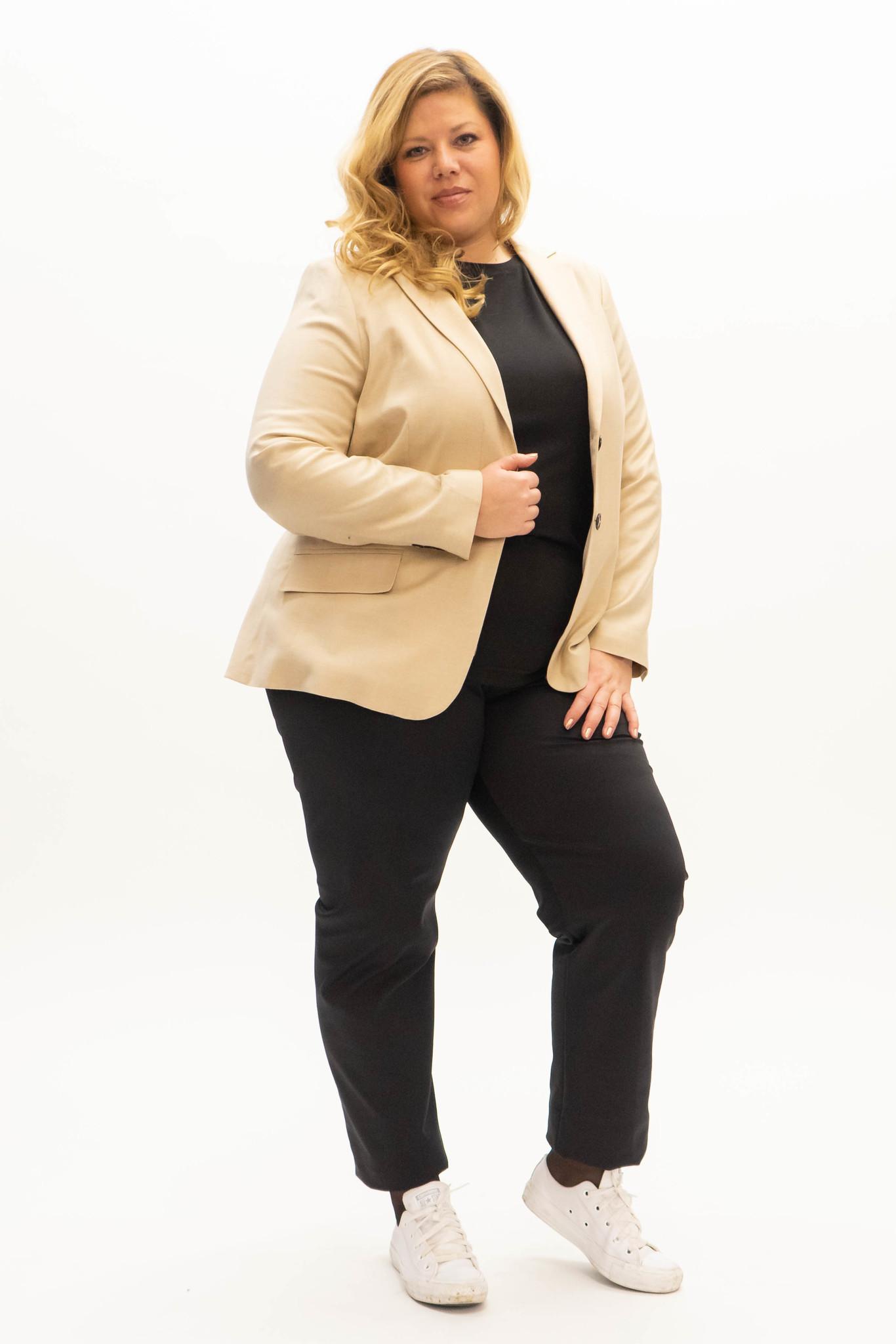 IRINA Blazer in Woolmix-5
