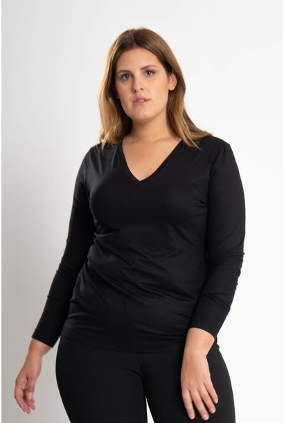 VERED Shirt in Viscose-Jersey