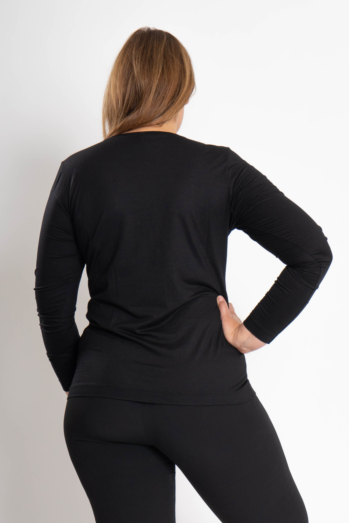 VERED Shirt in Viscose-Jersey-5