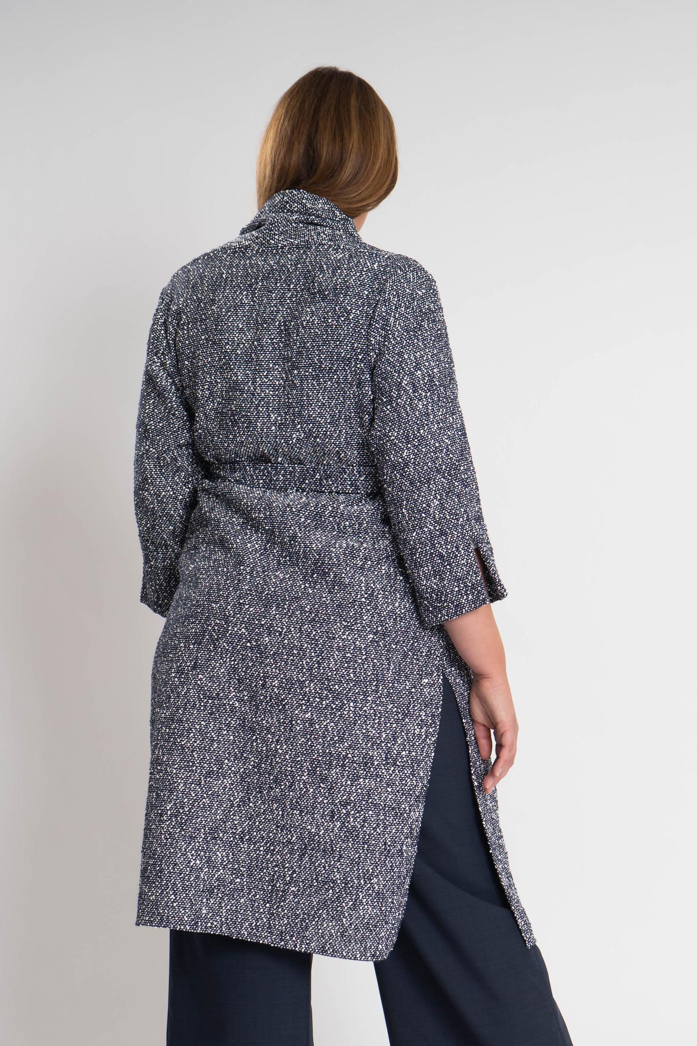KARINA Jacket in fine Cotton-Bouclé-3