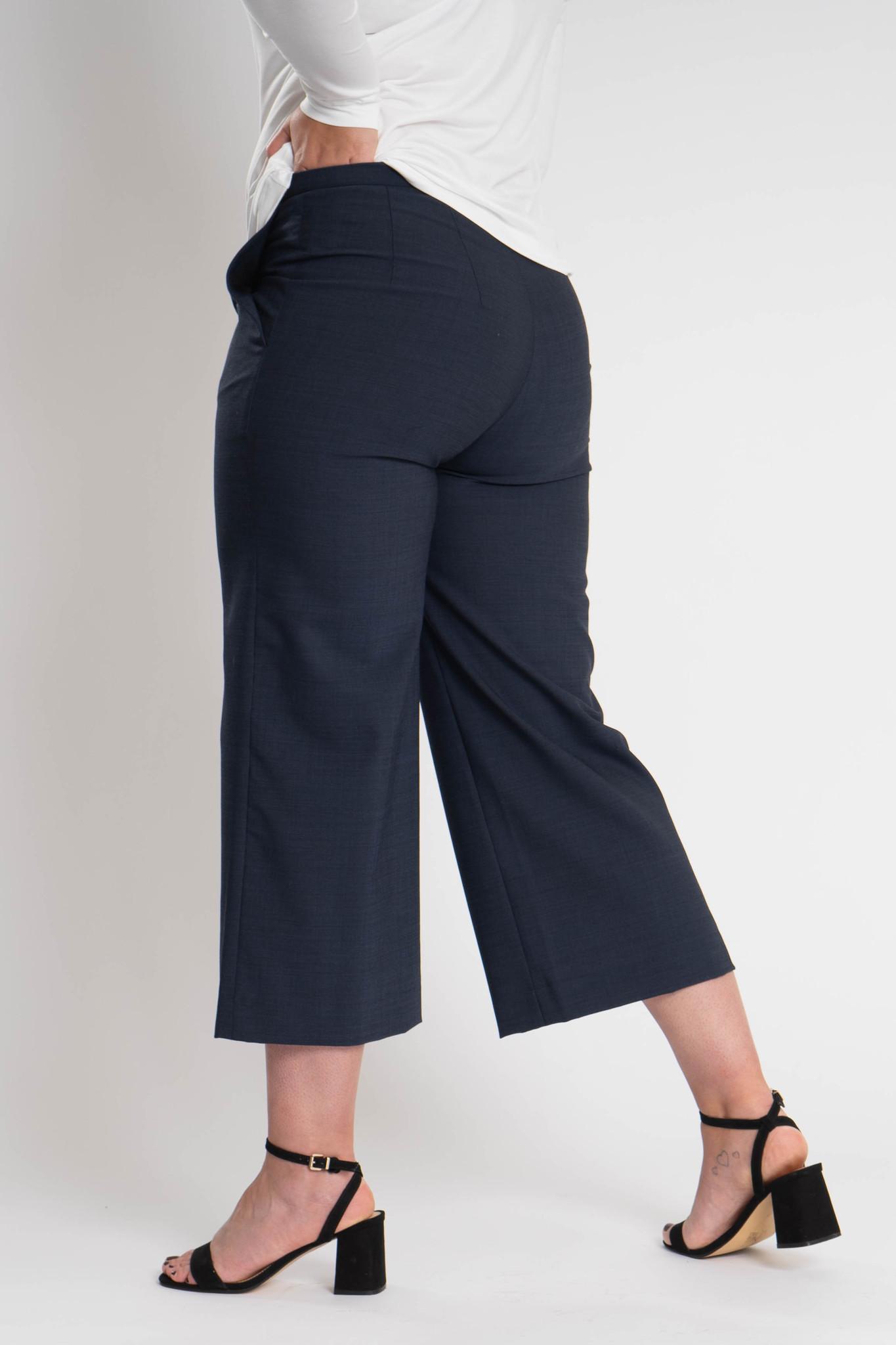 ZEN Trousers in Wool-4