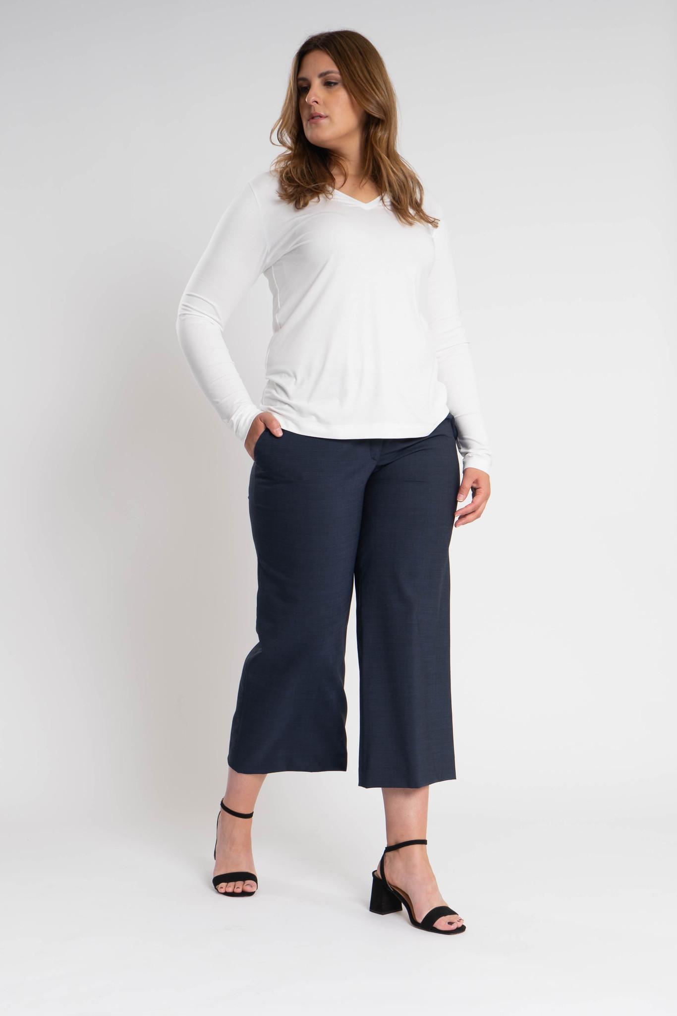 ZEN Trousers in Wool-2
