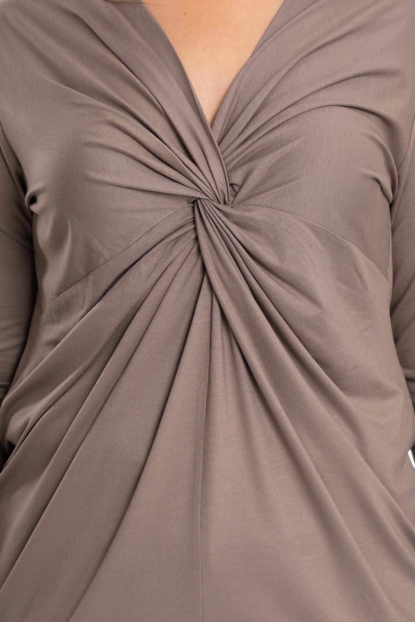 SELENE Shirt aus Viskose-Jersey-3