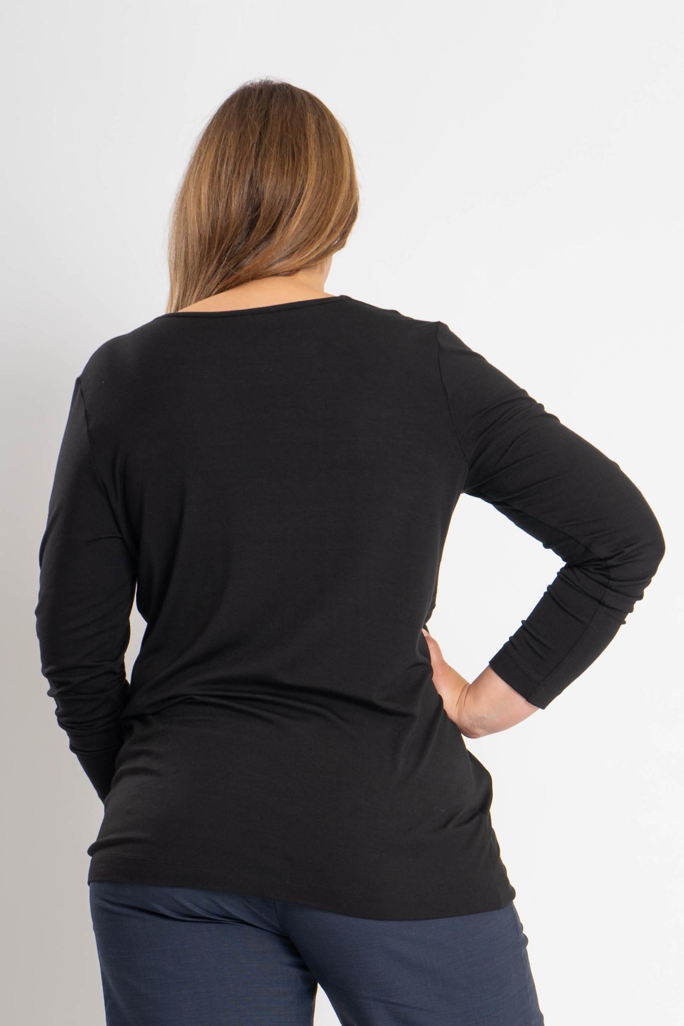 SELENE Shirt aus Viskose-Jersey-6