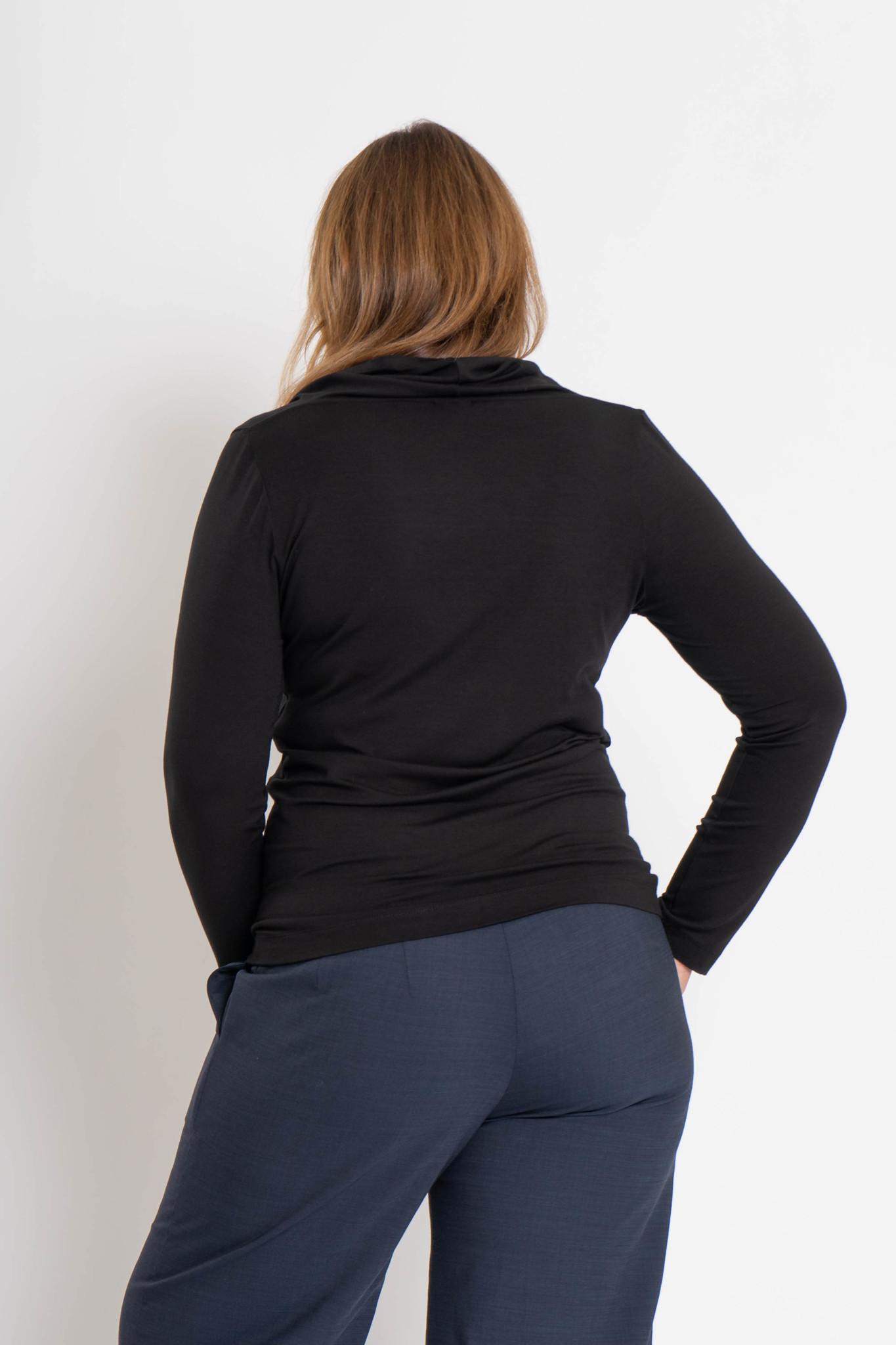 VENUS Shirt in Viscose and Silk-3