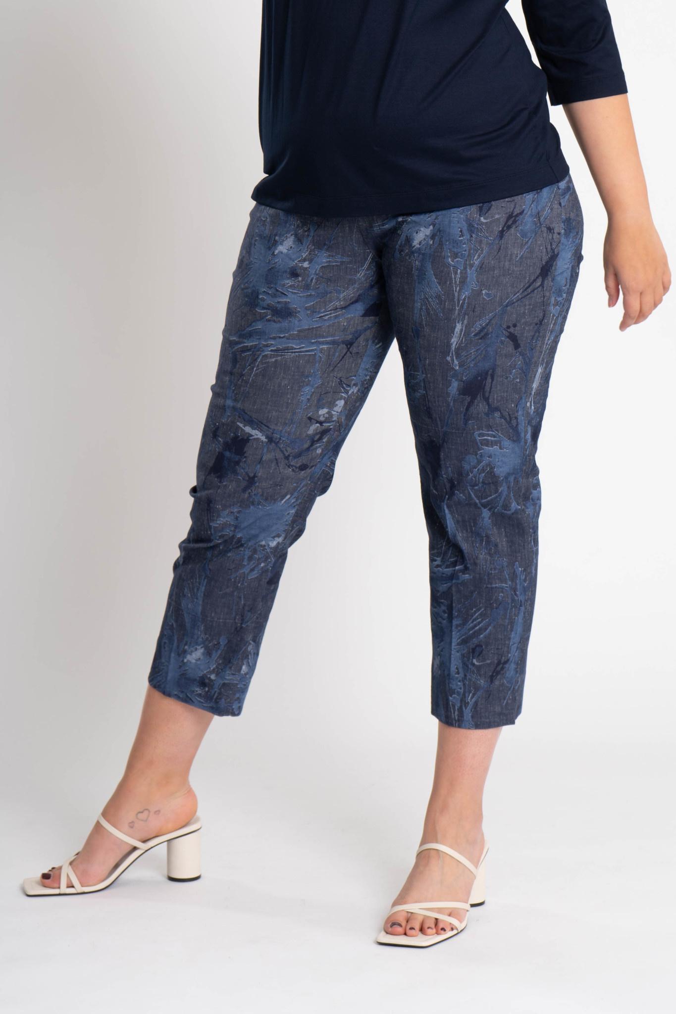 TAKI Trousers in Linen-1