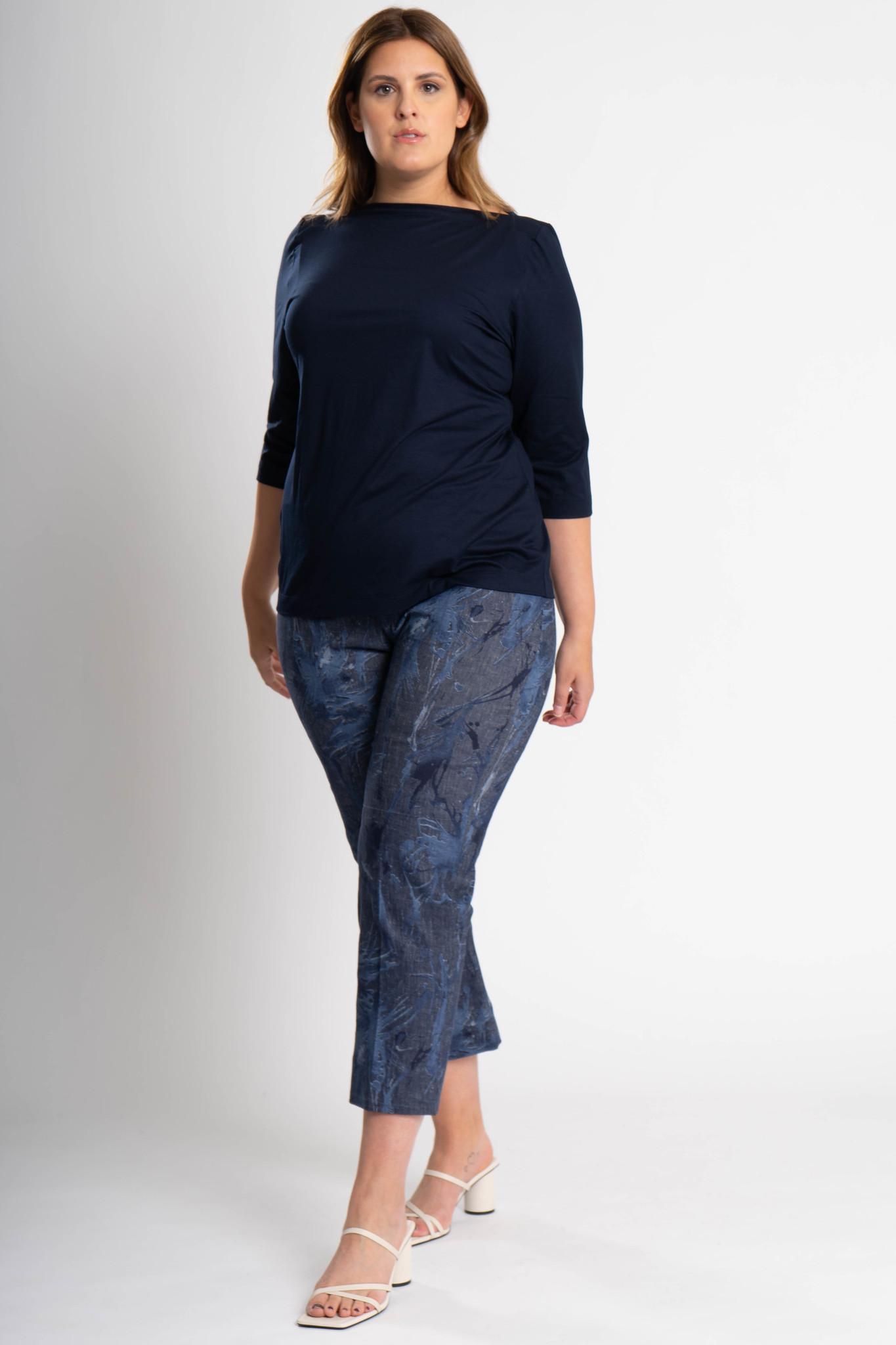 TAKI Trousers in Linen-2