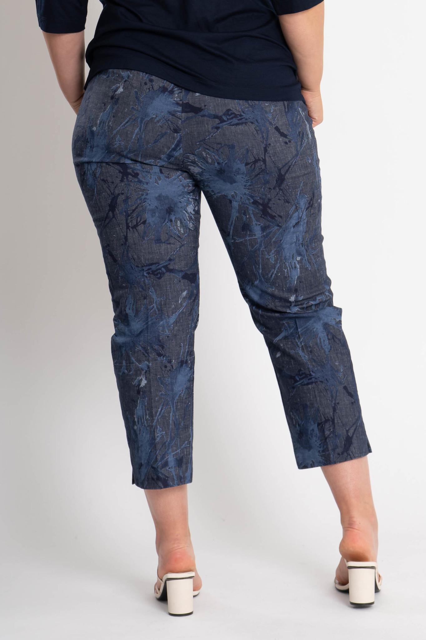 TAKI Trousers in Linen-3