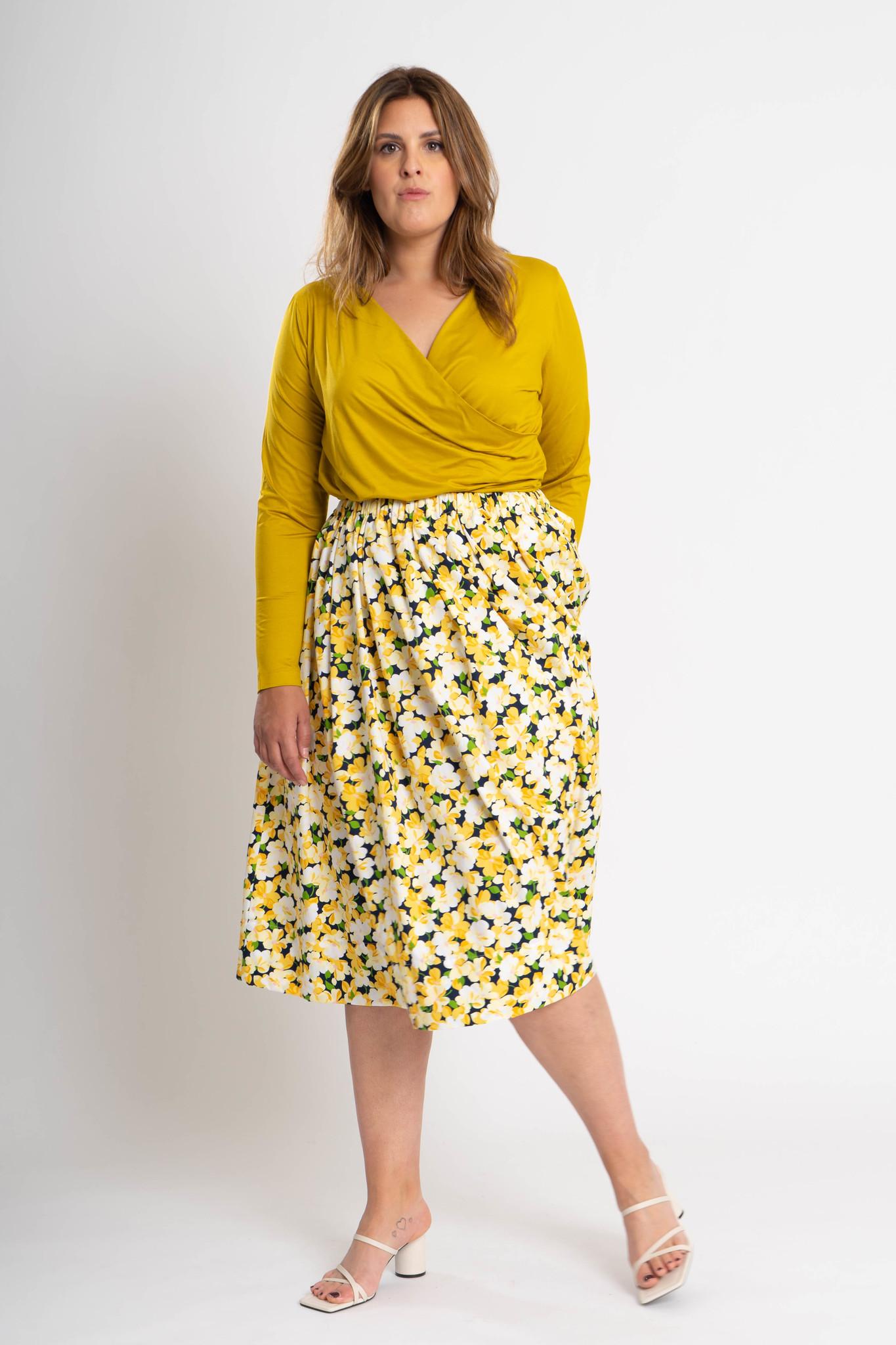TULIP Skirt in Cotton-6