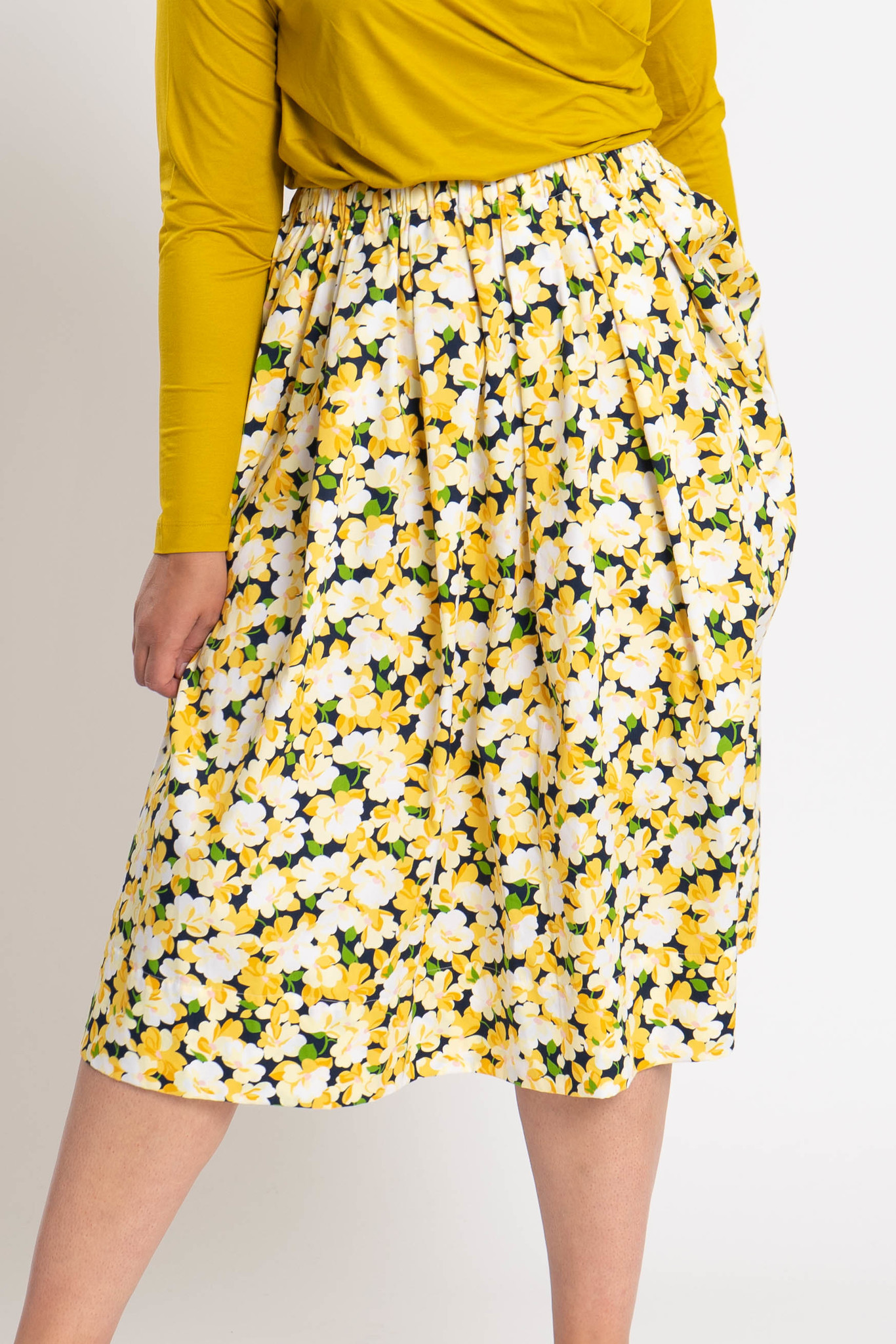 TULIP Skirt in Cotton-5