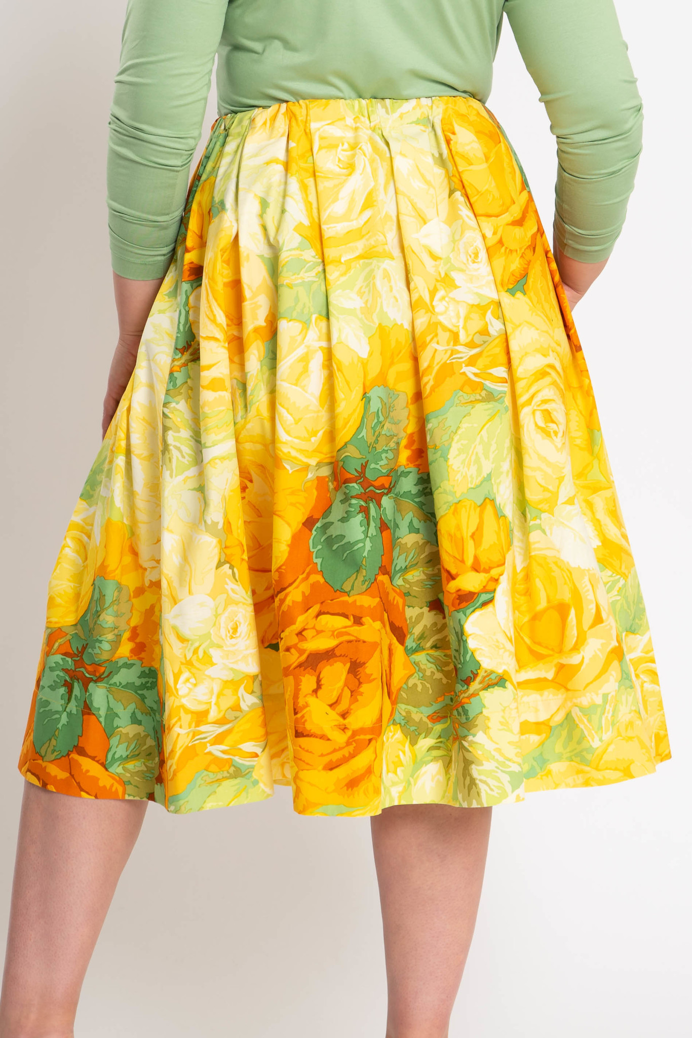 TULIP Skirt in Cotton-3