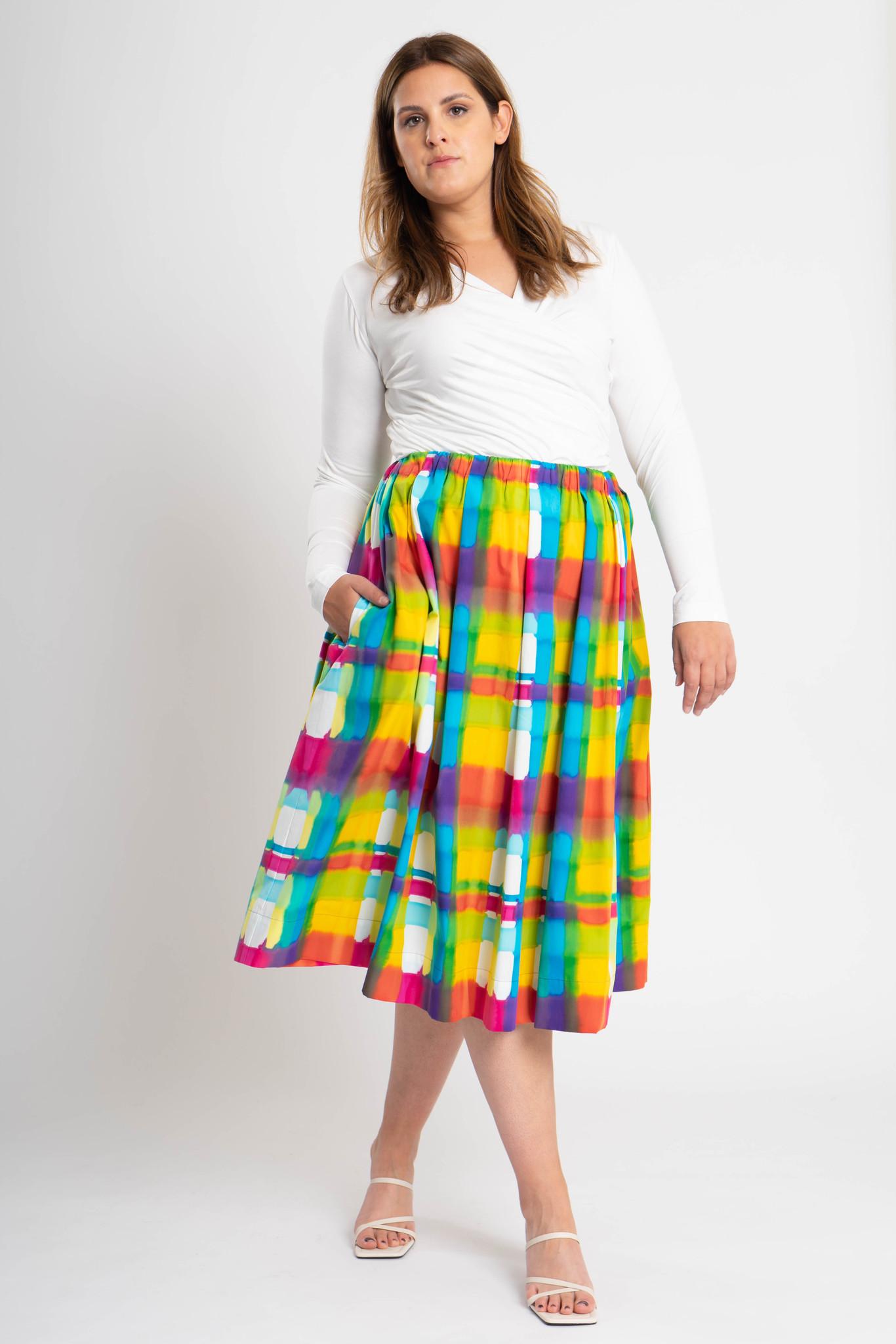 TULIP Skirt in Cotton-8