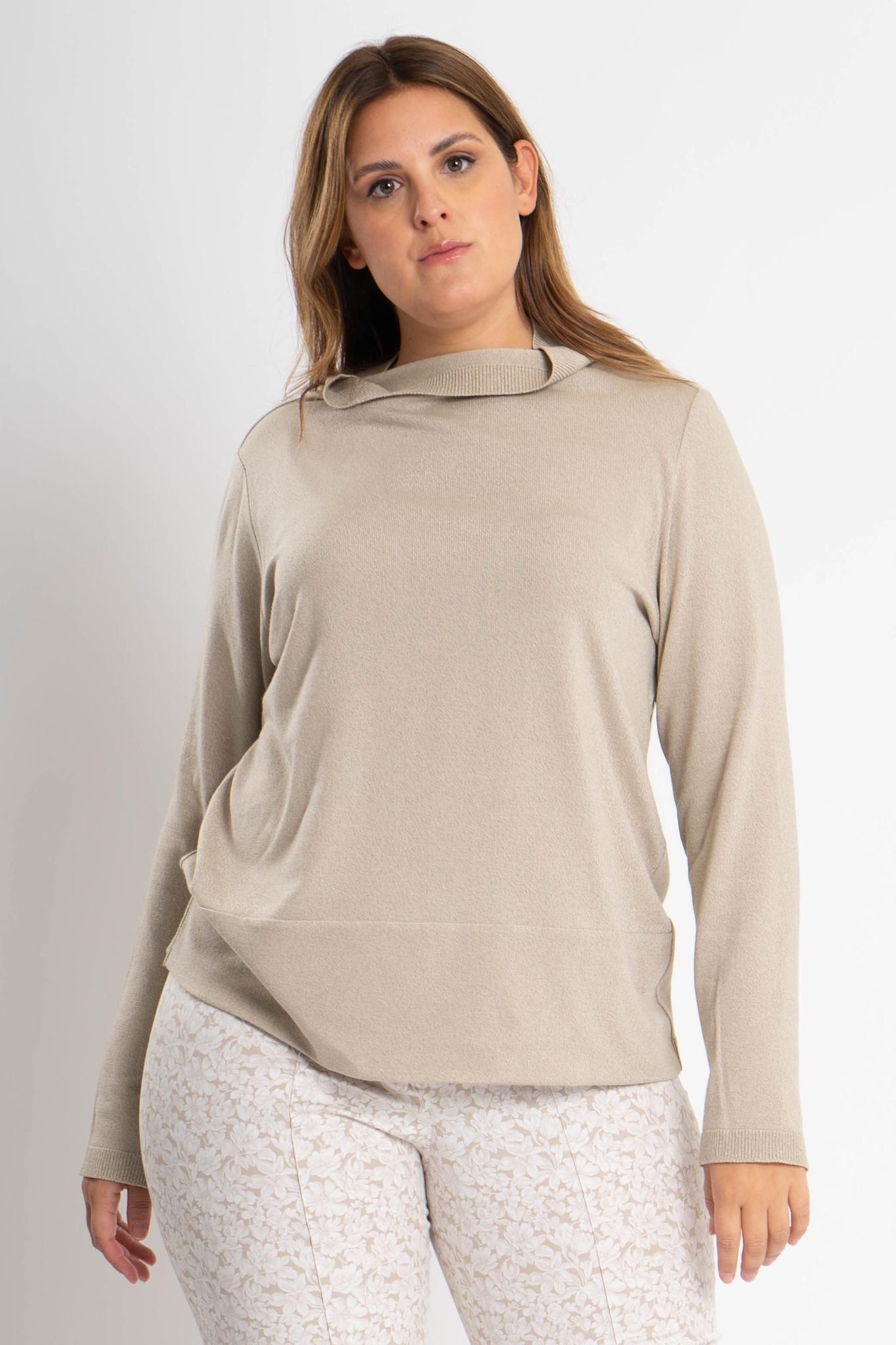 CLEO Sweatshirt in Viscose-1