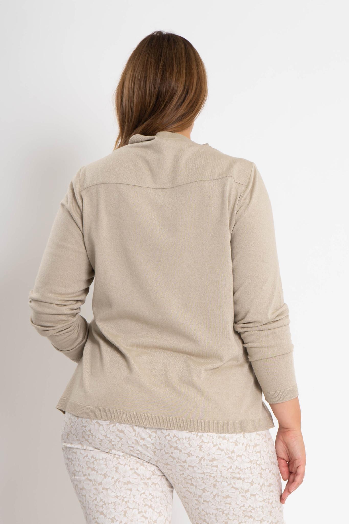 CLEO Sweatshirt in Viscose-3