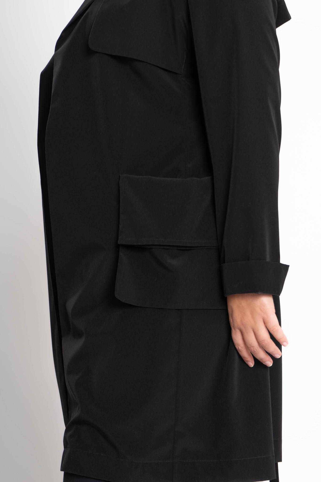 ADAGIO Jacket in waterrepellent Polyester-2