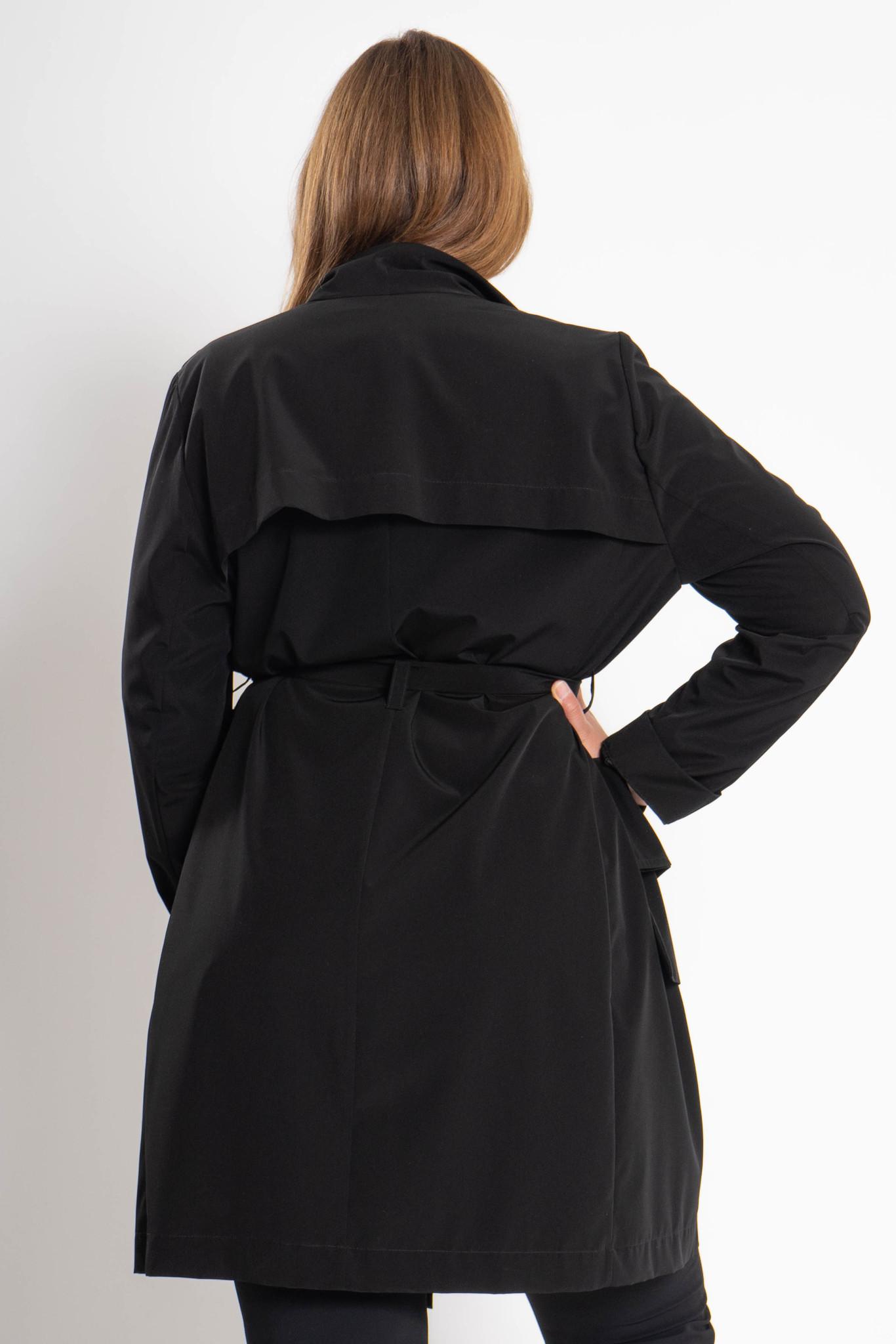ADAGIO Jacket in waterrepellent Polyester-3