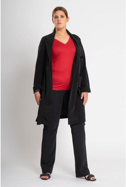 ADAGIO Jacket in waterrepellent Polyester
