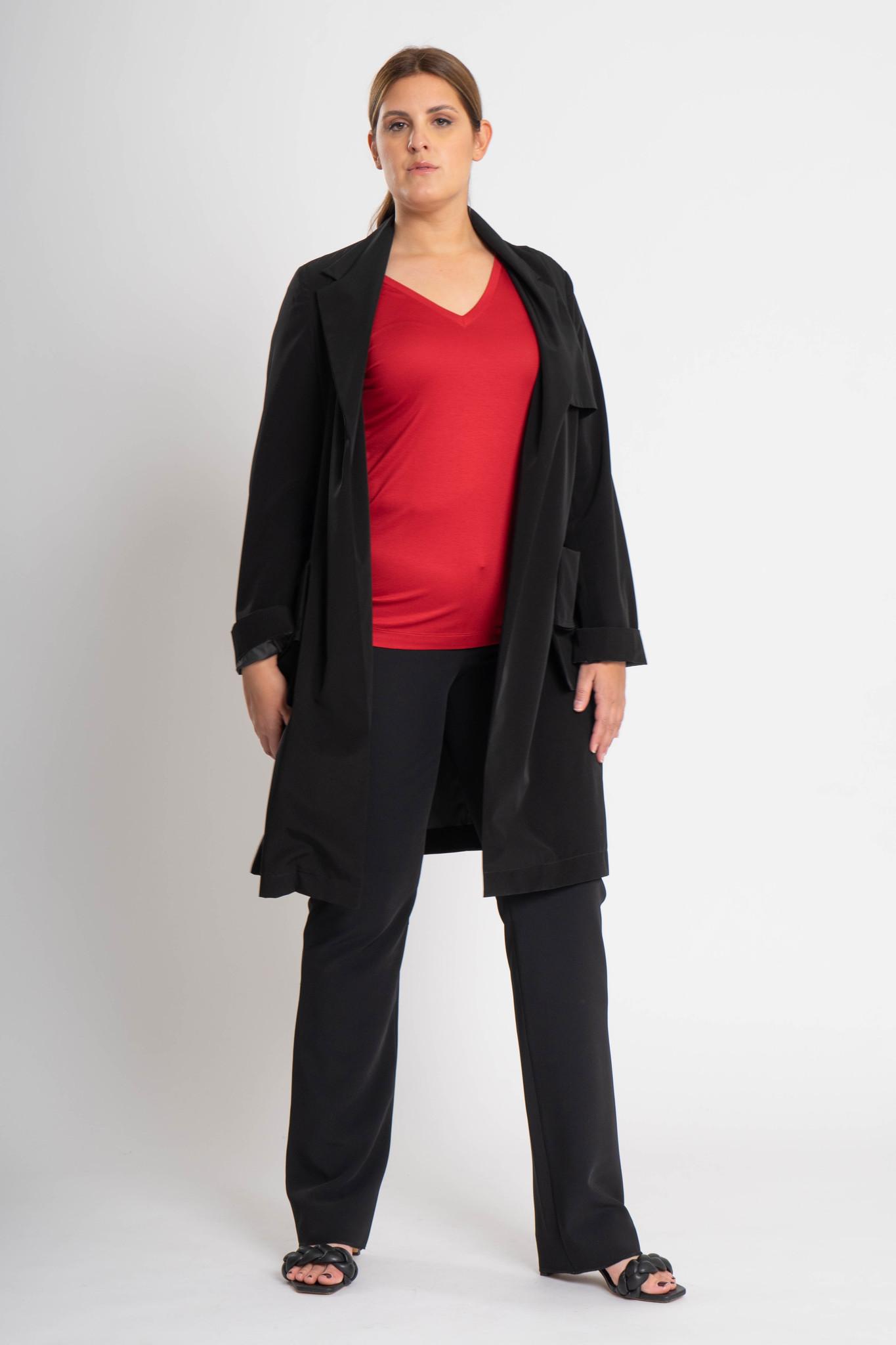 ADAGIO Jacket in waterrepellent Polyester-1