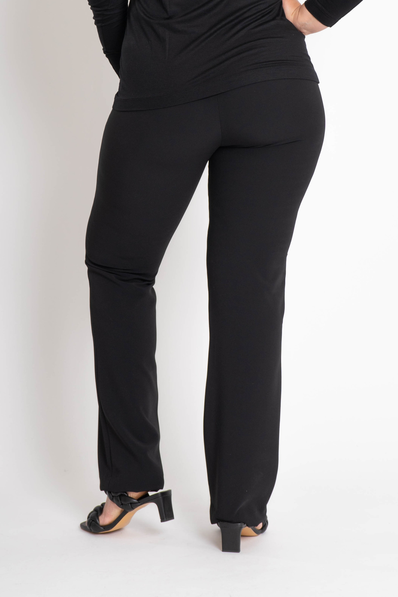 ZWOLF Trousers in Polyester stretch-3