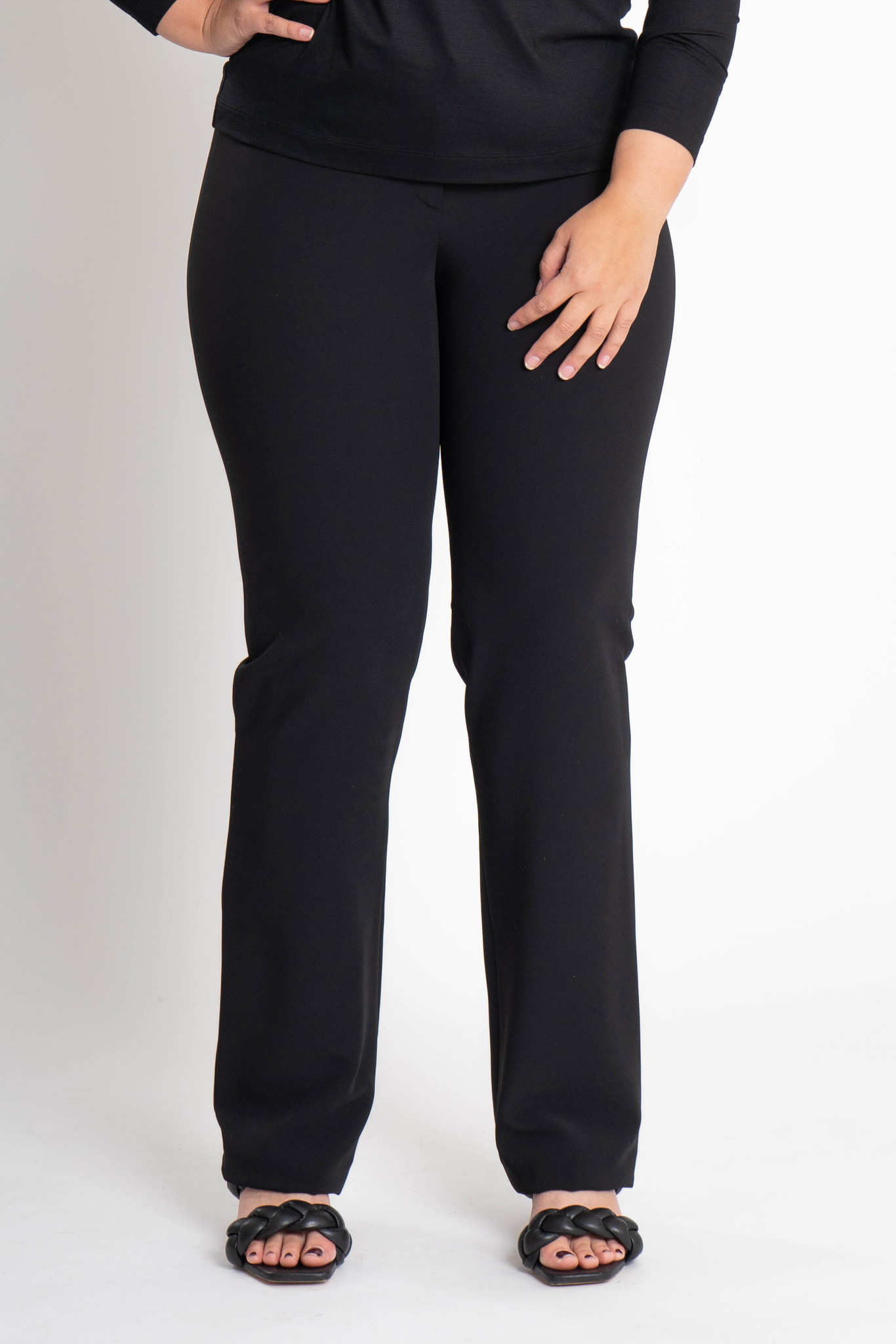 ZWOLF Trousers in Polyester stretch-1