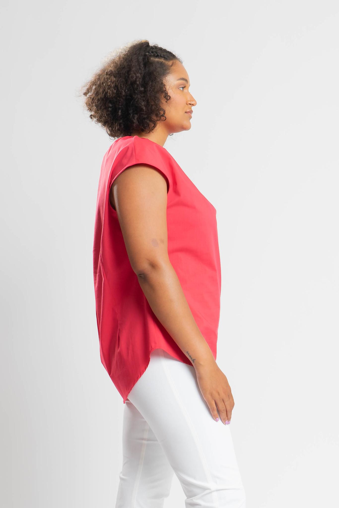 ANZU Shirt aus Bauwoll-Stretch-4