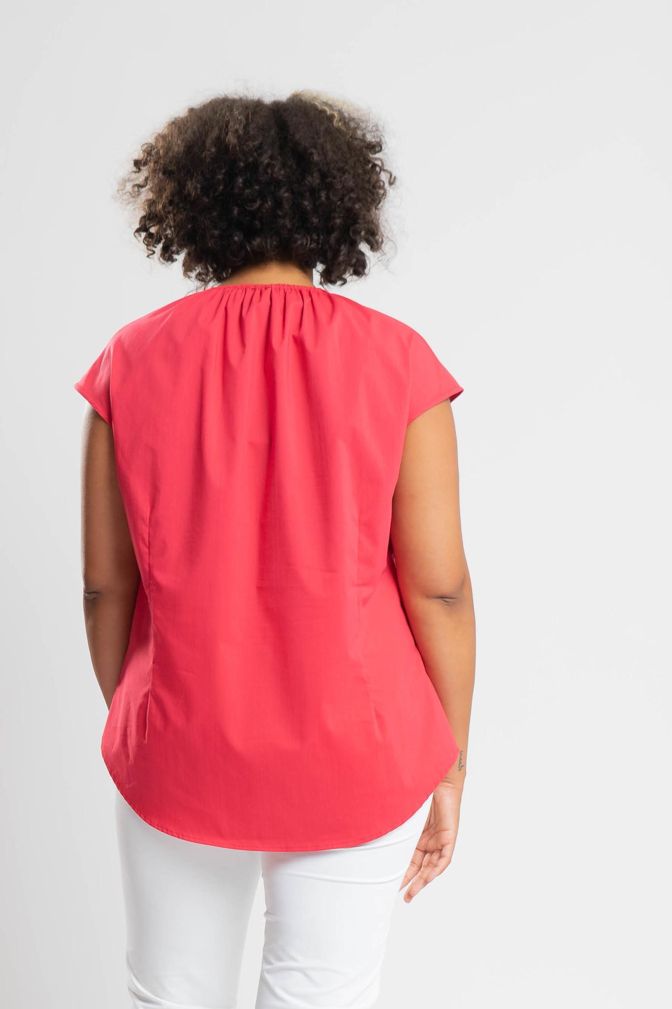 ANZU Shirt aus Bauwoll-Stretch-5