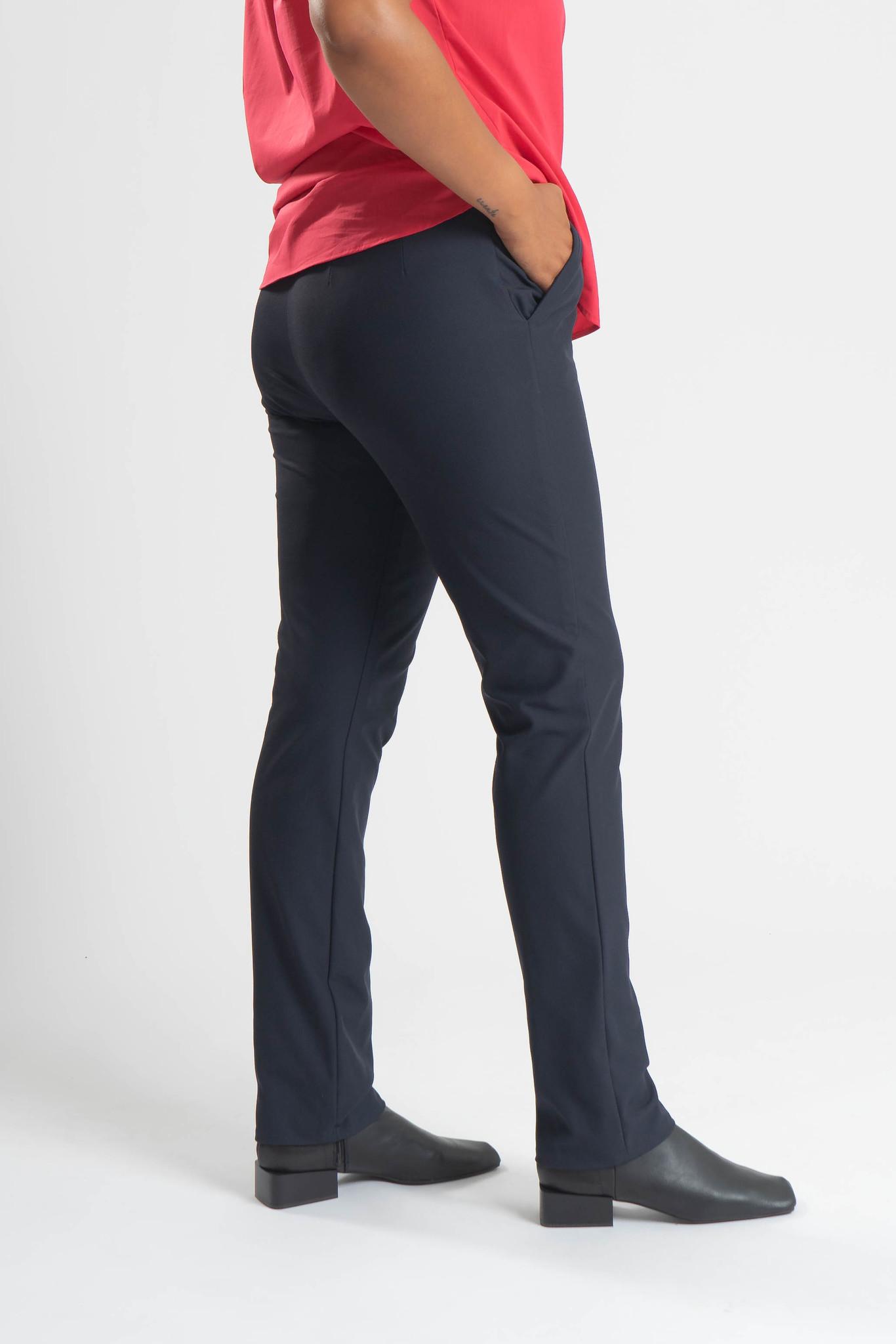 BLISS Trousers in Bi-stretch-1
