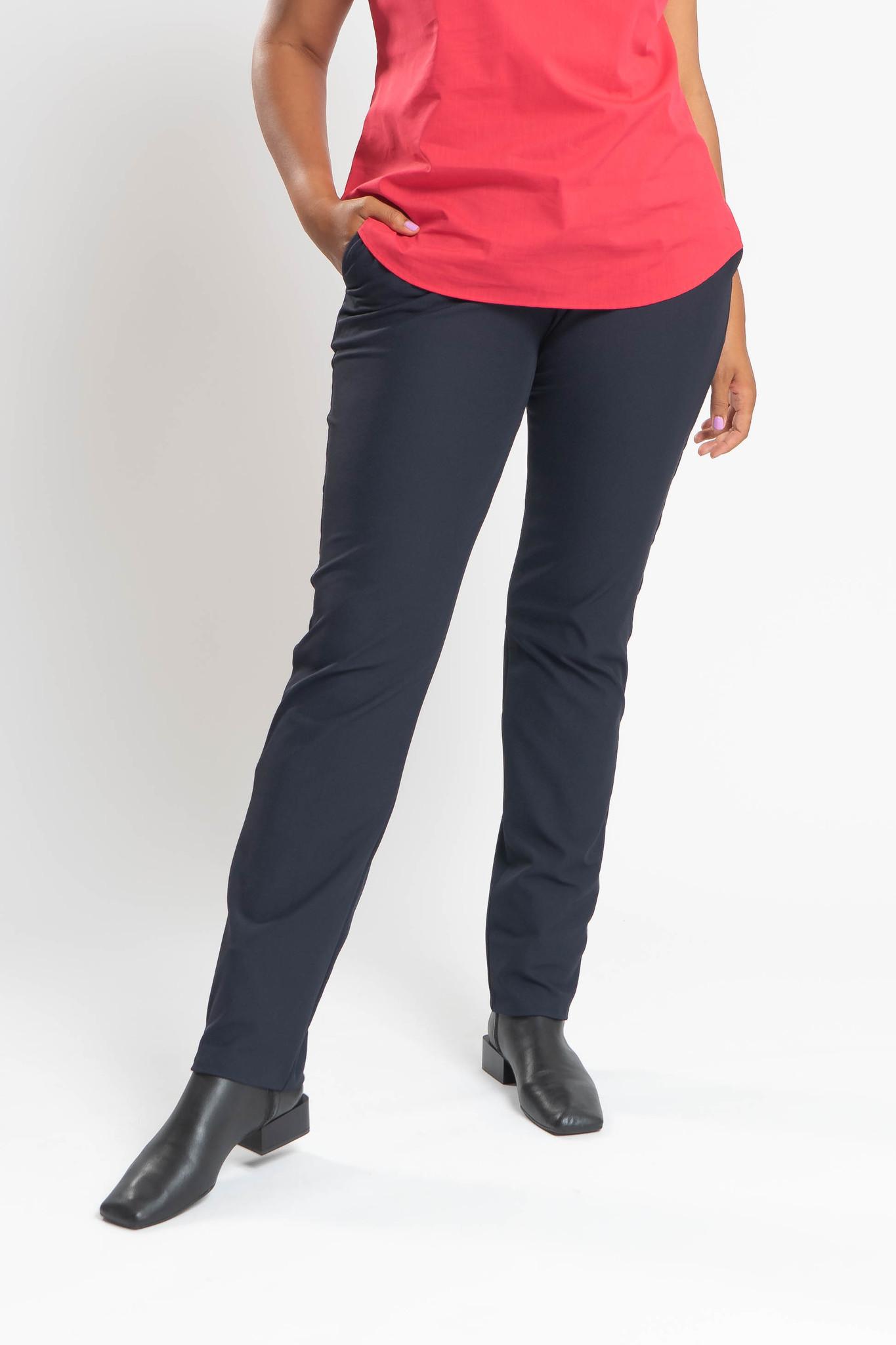 BLISS Trousers in Bi-stretch-3