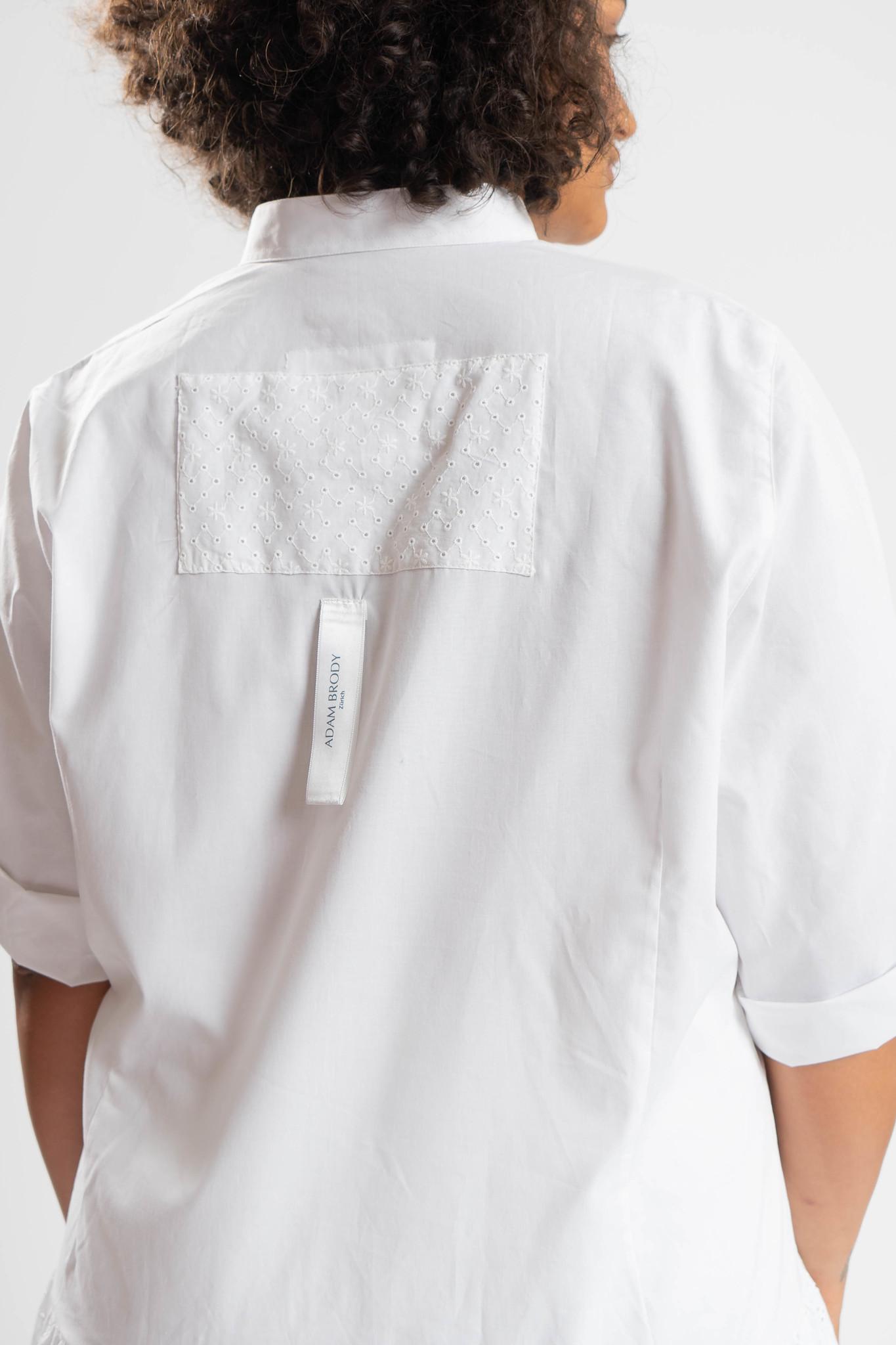 RAIKA Upcycle Kleid aus Baumwolle-4