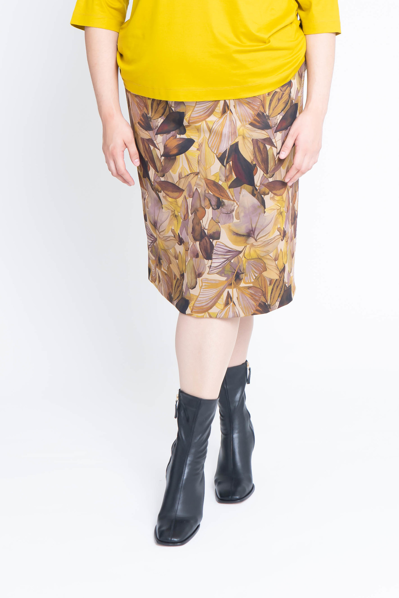 Charis skirt in double Jersey-2