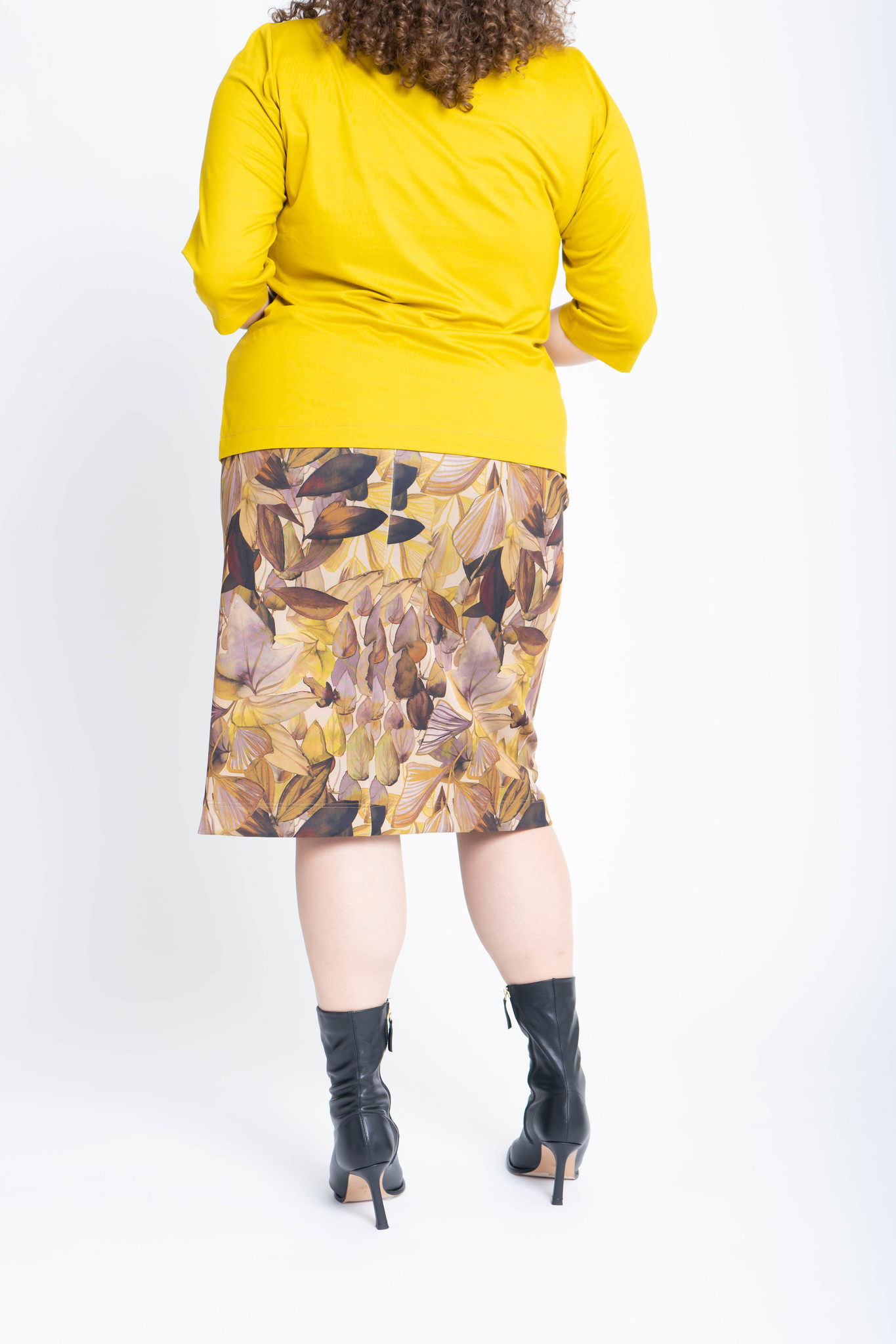 Charis skirt in double Jersey-4