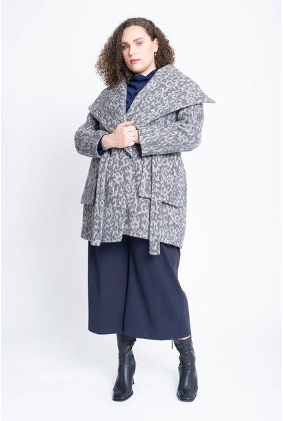 CORA coat in Wool-Cashmere blend