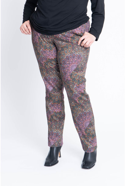 SEVEN Trousers in Cotton stretch