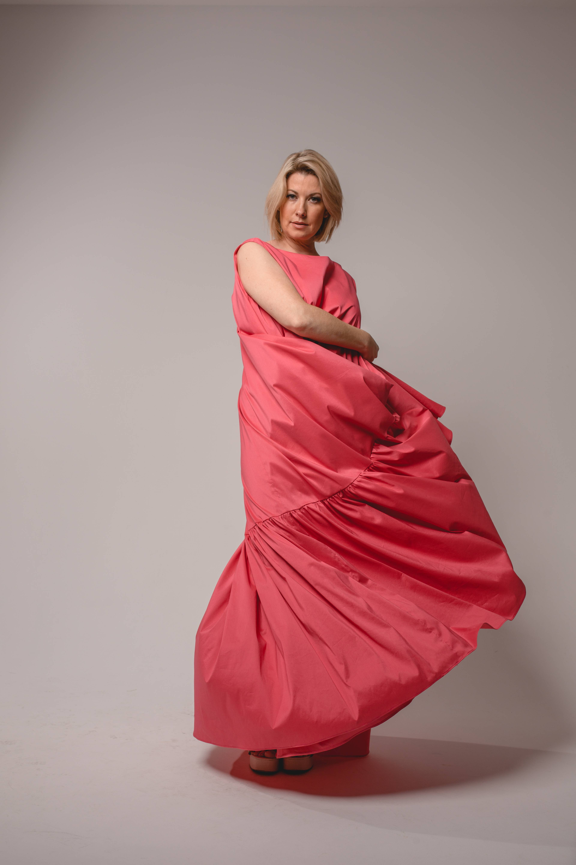A light dress with a light Price-1