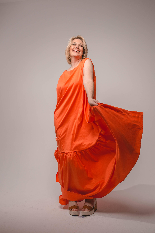 A light dress with a light Price-2
