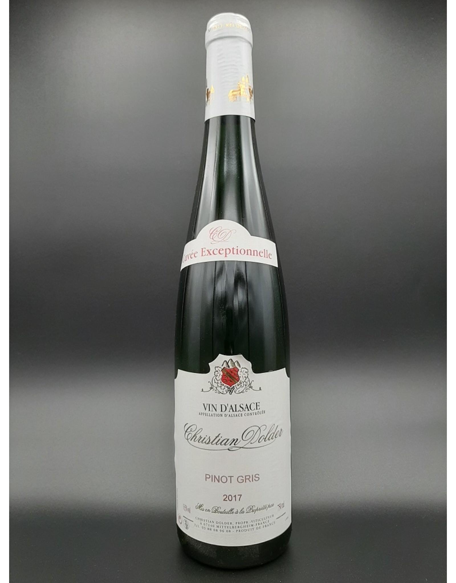 Domaine Christian Dolder Pinot gris 2017