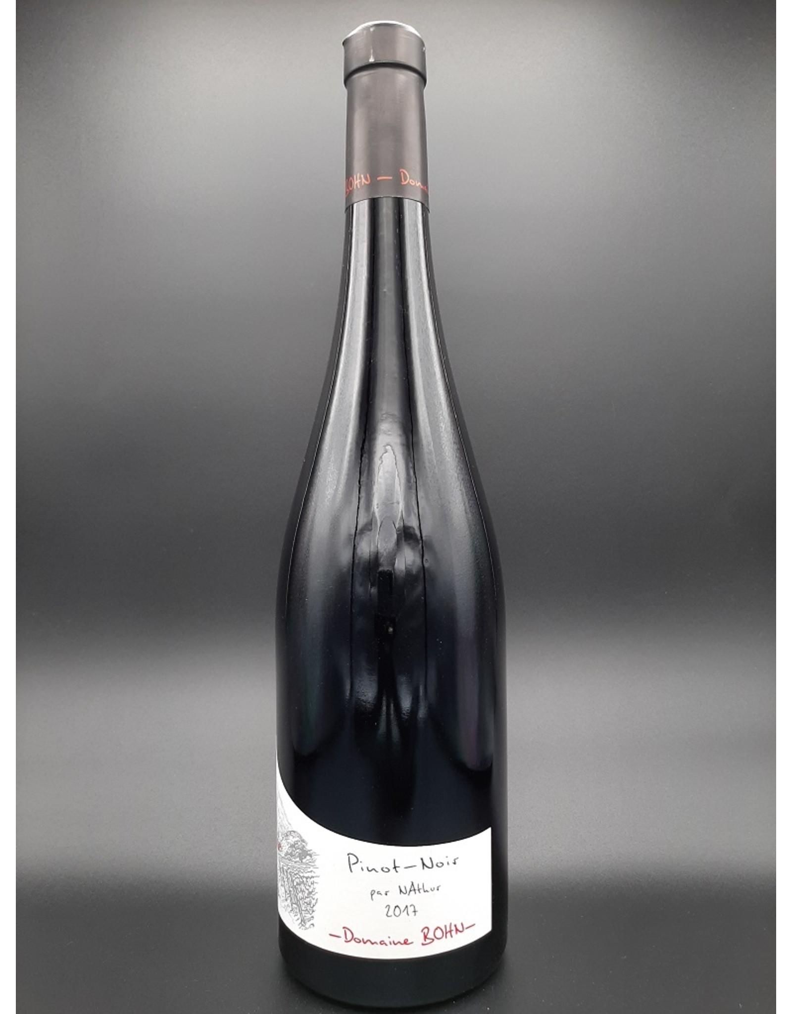 Domaine Bohn Pinot Noir cuvée Par nAtur 2017