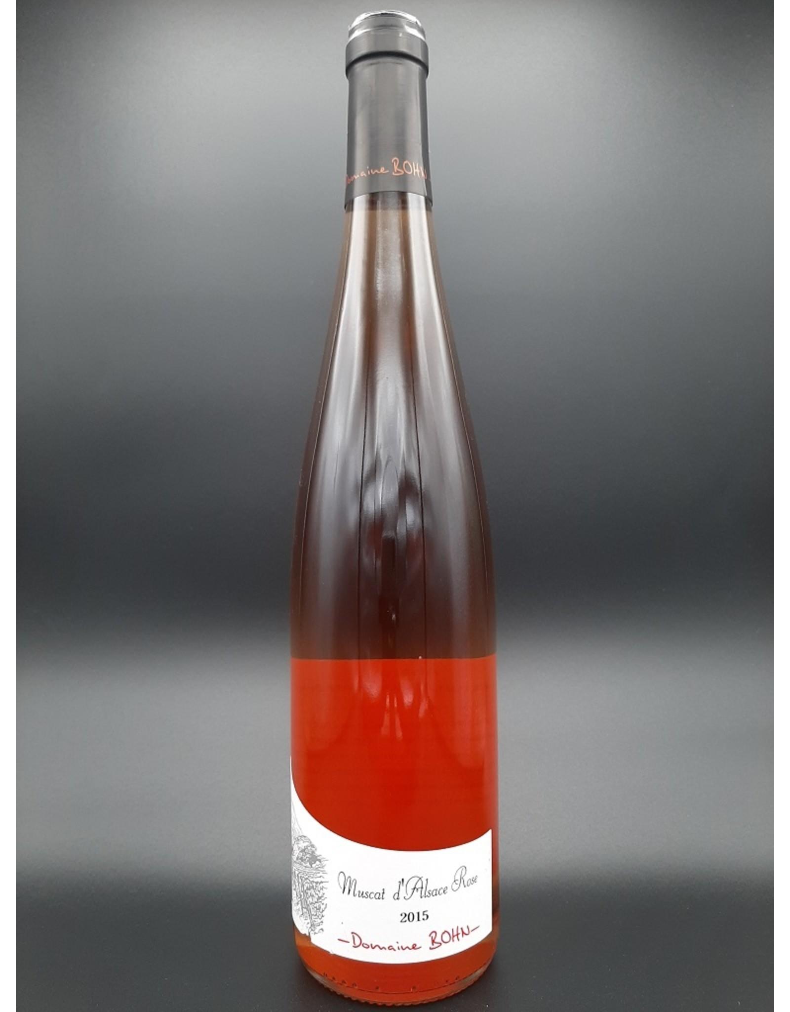 Domaine Bohn Muscat Rosé 2015